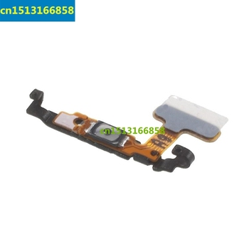 50 pieces/lot OEM Power Switch Button Flex Cable for Samsung Galaxy S6 Edge SM-G925F