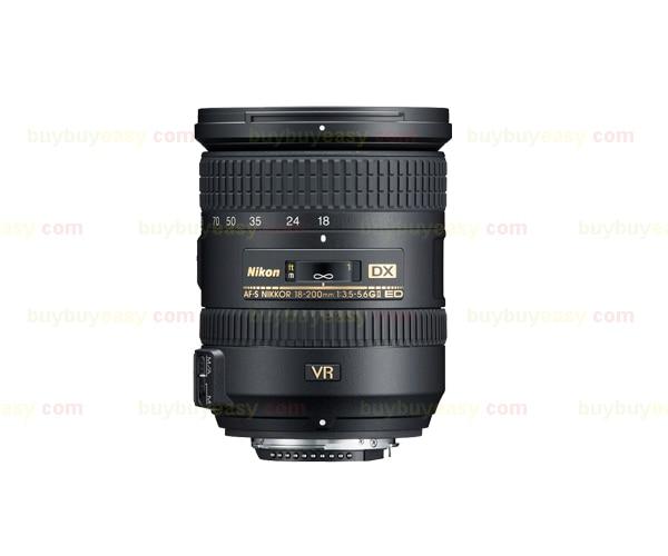 New Nikon Nikkor AF S 18 200mm f 3 5 5 6 DX G ED VR