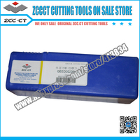 ZCCCT cutting tools cnc turning tool holder and cutter plate 1 pack