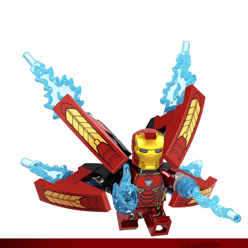 legoings Marvel Super Heroes Infinity War Thanos Guardians of Galaxy Spider
