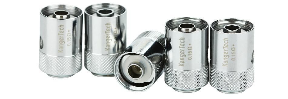 5pcs KangerTech CLOCC Replacement Coil for CLTANK 2