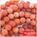 Бесплатная доставка 120 шт./лот 10 мм натуральный Мороз пурпурный агата каменные бусины для изготовления ювелирных изделий Оптовая продажа ...