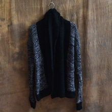 2017 New Winter Plus Size Mens Sweaters Men Thick Long Cardigan Men's Sweater Brand Clothing Lapel Big Mens Cardigan Sweaters