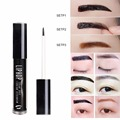 Peel off Eyebrow Tattoo Makeup Eyebrow waterproof eyebrow Cream  3 Color Natural  Long Lasting