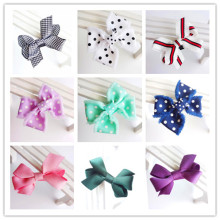 Fashion Girl hair accessories cloth hair clip bowknot hairpin children barrette headwear  handmade hair accessories J49 j49 k134 page 1
