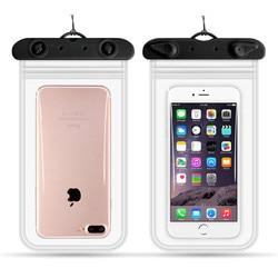JDENKE Swimming Phone Bags Diving Waterproof Case Swim for 6.0 Inch Waterproof Cell Phone Dry Bag Storage Drifting Sport Bags