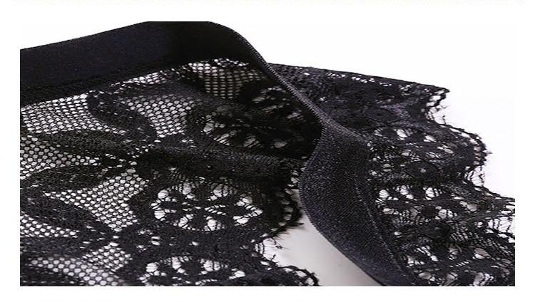 Incroyable femmes Lingerie G String sous-vêtements en dentelle Femal Sexy t-back String culotte transparente japon Style offre spéciale culotte transparente
