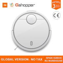 Globale Versione Originale Xiaomi MI Robot Aspirapolvere MI Robot Intelligente Pianificato Tipo App di Controllo Auto Carica LDS di Scansione di Spazzamento