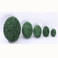 Hot Sale Artificial Grass Ball For Home And Wedding Decoration 4 Sizes
