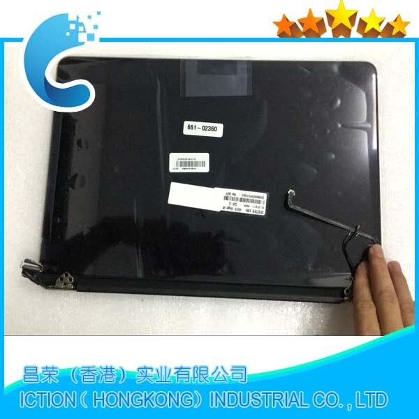 Original Novo A1502 Assembléia LCD Para Apple Macbook Pro Retina 13