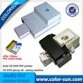Продвижение B combo 1 компл. авто CD DVD ПВХ принтер с 1 компл. глянцевый покрытие машина для продажи