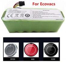 Для Ecovacs CR120 Dibea панда X500 X580 Kk8 Haier подметания робот 14,4 В 3500 мАч Ni-MH Перезаряжаемые пылесос Батарея