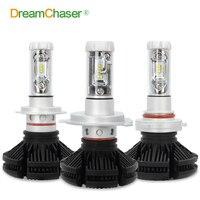 Dream Chaser Super Bright Car Headlights H7 LED HB3 9005 H8 H11 HB4 9006 H4 LED