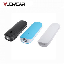 VJOYCAR RF-V20 2G GPS Tracker Car 7 in 1 Power Bank LBS Locator Real-time Tracking Device Flashlight Magnet Buzzer Shock Alarm