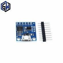 20 шт. Digispark kickstarter Micro ATTINY85 модуль для Arduino развития борту usb