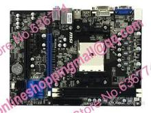 Desktop motherboard a55m-s41 a55 fm1 motherboard all solid state
