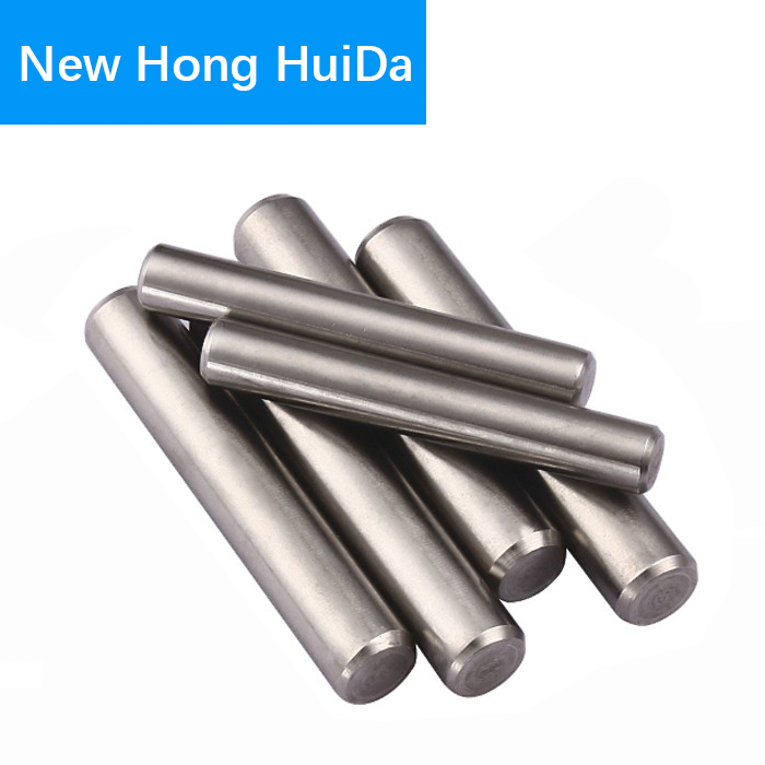 M1.5 M2 M2.5 M3 M4 M5 M6 M8 Cylindrical Pin Chamfering Locating Pin 304 Stainless Steel