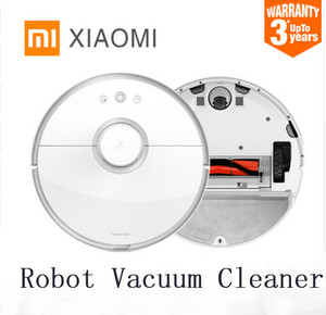 XIAOMI 2nd generation robot Roborock s50 s51 S55 robot vacuum cleaner Wet and dry mop Smart Planned with water tank APP