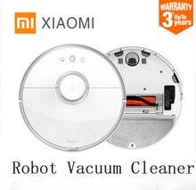 Xiaomi 2nd поколения робот roborock s50 s51 робот-пылесос WI-FI приложение Управление мокрый перетащите смарт-mop запланировано с водяным баком
