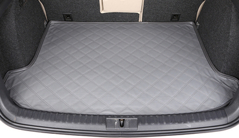 Funda de cuero de coche para Peugeot 301 2008 308 408 508 3008 RCZ 208 4008 308S Caddy Combi VR6 multivan Golf GTI CC, alfombrilla trasera para maletero nuevo