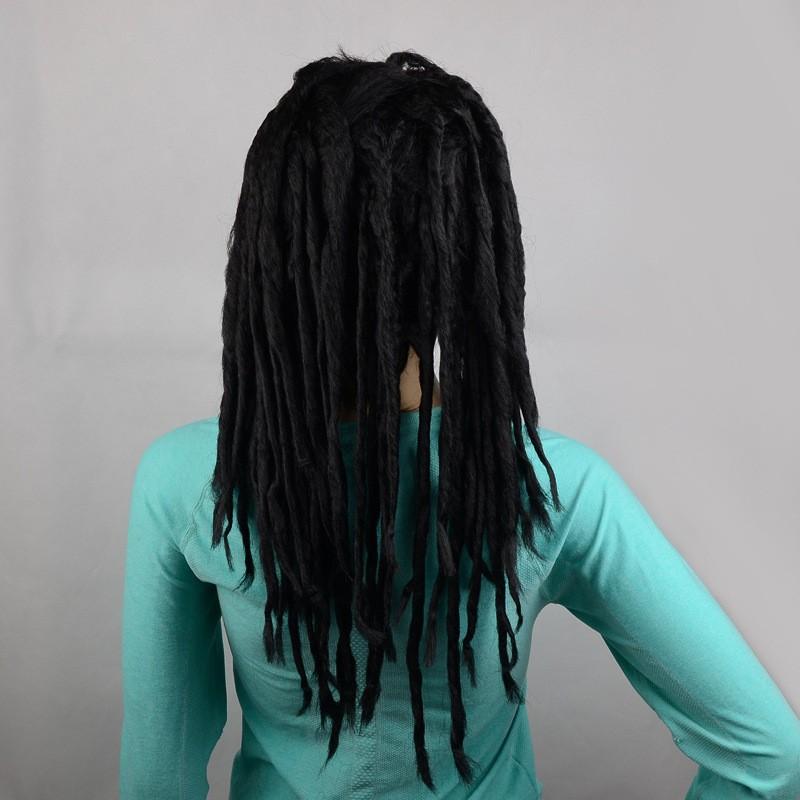 African black dreadlocks wig06
