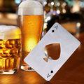 1pcs Stainless Steel Bottle Opener Beer Opener Poker Playing Card of Spades Soda Bottle Cap Opener Bar Tools Kitchen accessories