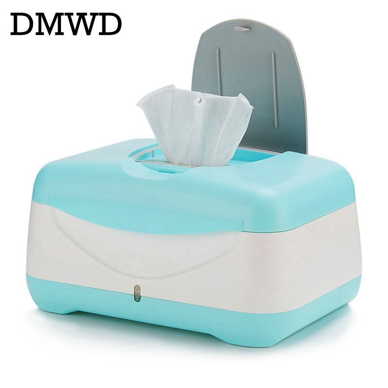 DMWD Baby Wipes Heater Thermostat Wipes Machine Heating Baby Wipes Box Thermal Insulation Humidifier