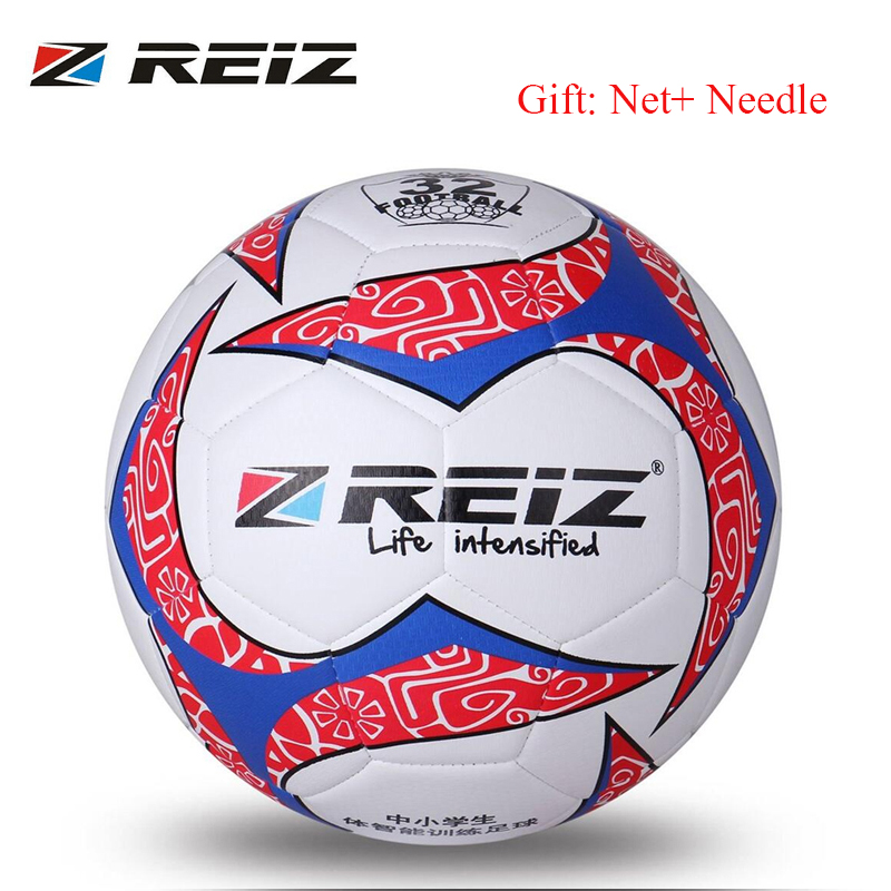 REIZ 20CM Circumference Hit Color font b Football b font Training Balls Anti Slip Seemless Match