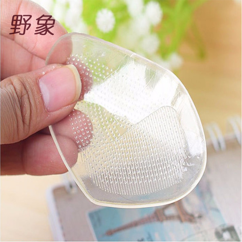 feet care Transparent insoles Shoes Pad Silicone Gel Ball Foot Cushion Insoles Metatarsal Support Insert Pad Shoes New Arrival foot care thicken silicone gel 1 pair shoes padsheel feet insoles cushion free shipping m3ao