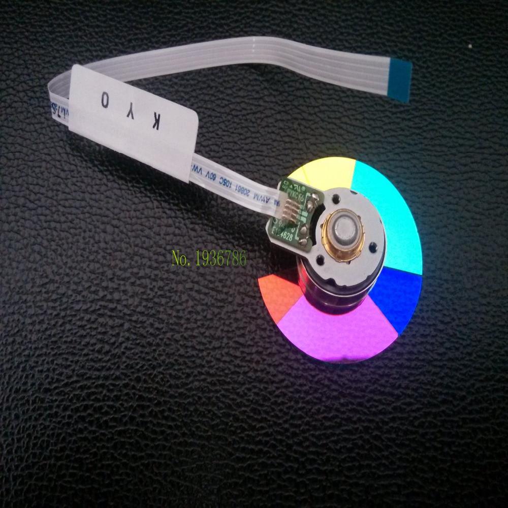 100% NEW Original Projector Color Wheel for Optoma ES531 wheel color