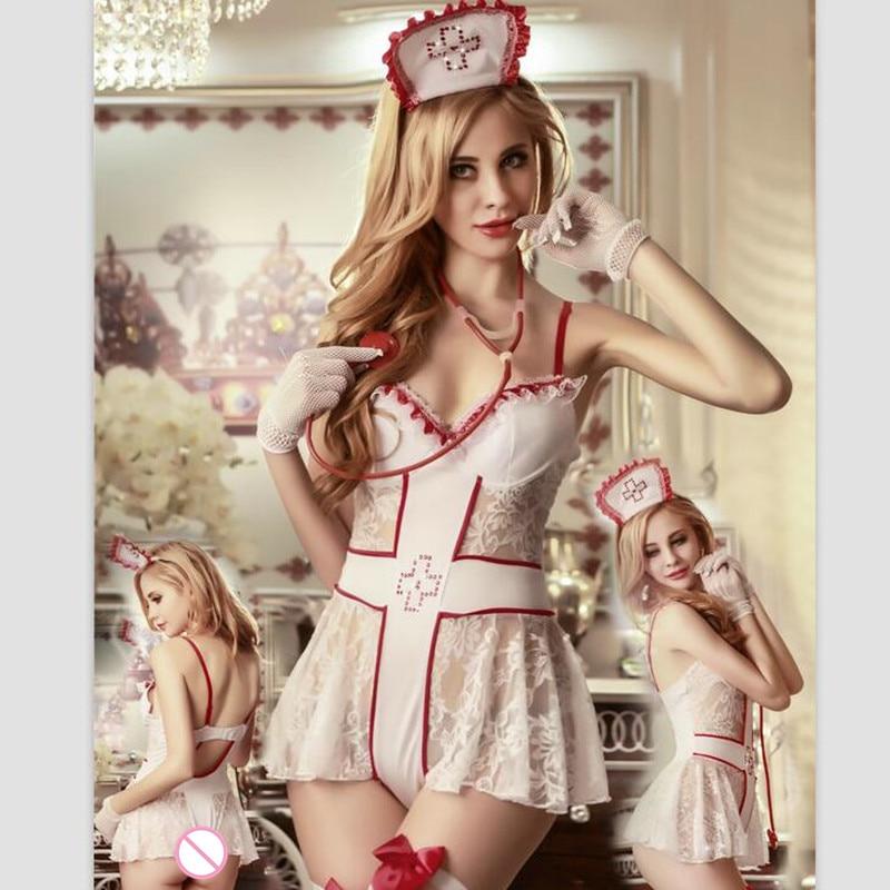 9903 Cosplay Lady Uniforms Sexo Erotic Apparel Nurses Sexi Lingeries Body Suit Porn Erotic Lingerie Ropa Erotica Sex Clothes