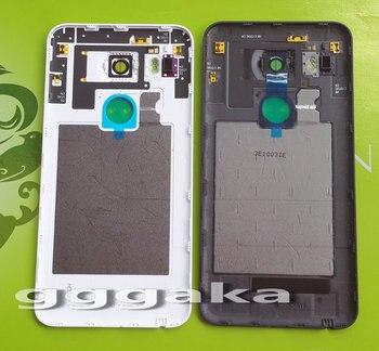 Para LG Google Nexus 5X carcasa trasera para batería Original carcasas de puerta trasera para LG Nexus 5X con lente de cristal para cámara