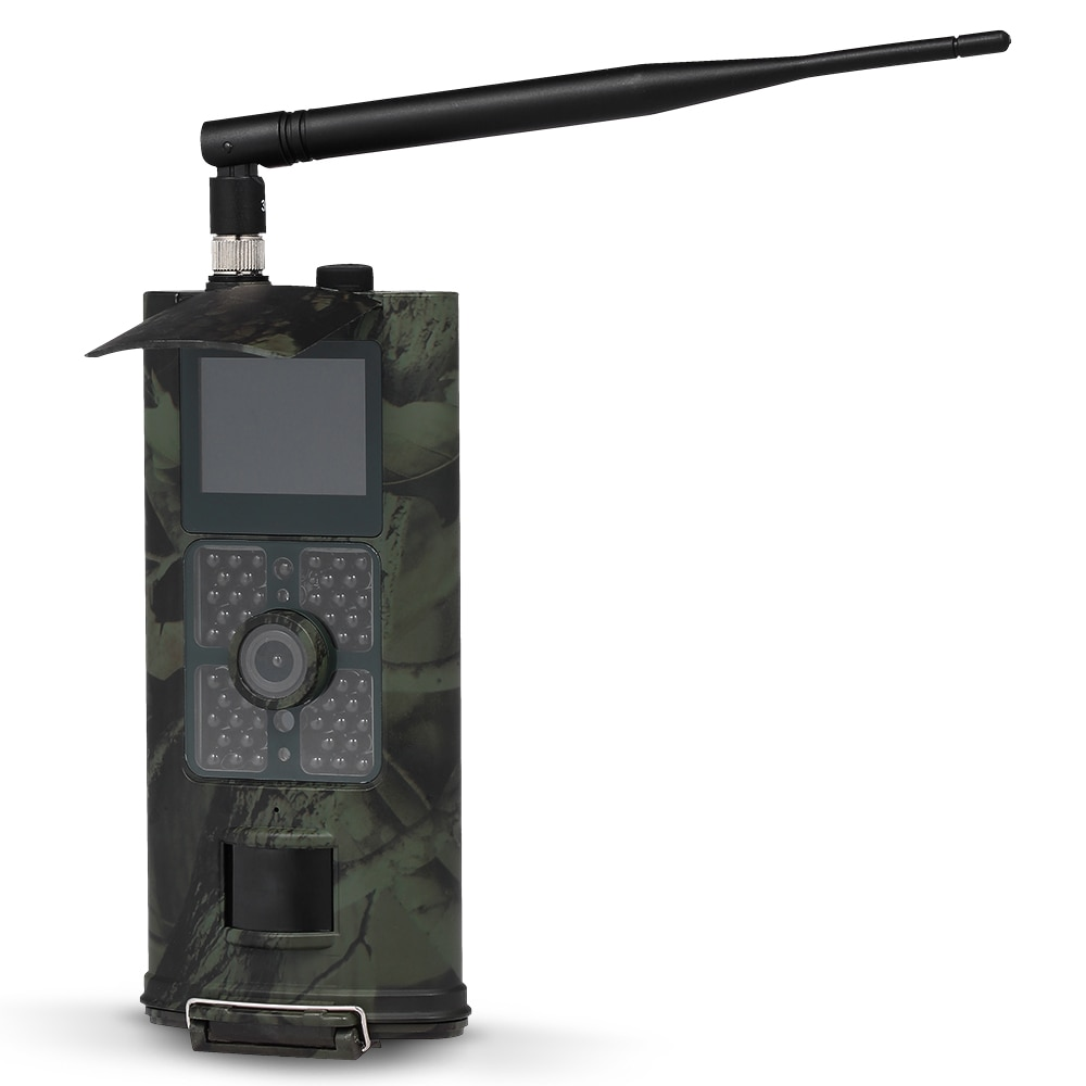16MP 1080P 3G SMS GSM Trail Camera Hunting Game Camera Night Vision Hunting Traps PIR Sensor