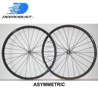 1344 г 29er MTB XC/мм Trail 32 мм шириной 25 мм Глубокий Асимметричный без крючка довод бескамерные горный велосипед углерода колёса дюймов 29 дюймов кол