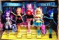"""25 см 9 """"маленькие пвх фигурки игрушки пони куклы для малыша Рождественский подарок"""
