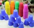 Frete grátis 12 pçs/lote 6 Speed vôo de empilhamento 12-CUP crianças brinquedos educativos