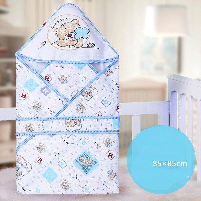 Весна Осень Детское Одеяло Ребенка Спальный Мешок Ребенка Пеленать Одеяла Подходит Для 0-1 Лет T01