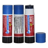 Loctite 248 screw glue stick solid glue thread lock rod fastening glue high temperature anti rust detachable 19g