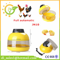 New Arrival Hot Sale 10 Egg Incubator Machine Free Shipping