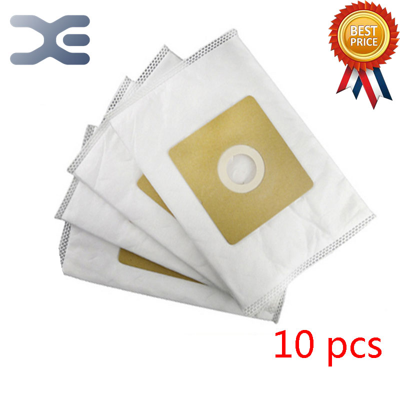 10Pcs High Quality Fit For Midea For Philips Sanyo Vacuum Cleaner Accessories Efficient Dust Bag Garbage Bag S-BAG 2pcs high quality fitting for philips vacuum cleaner accessories dust bag non woven bag garbage bag hr8376 8378