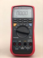 UNI T Original UT533 Insulation Resistance Tester Earth Resistance True RMS 2in1 AC DC 50 1000V 1Gohm Megohmmeter Voltmeter