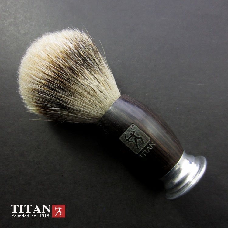 Titan razor brush shaving brush with wooden handle best badger hair brush titan razor brush shaving brush with wooden handle best badger hair brush