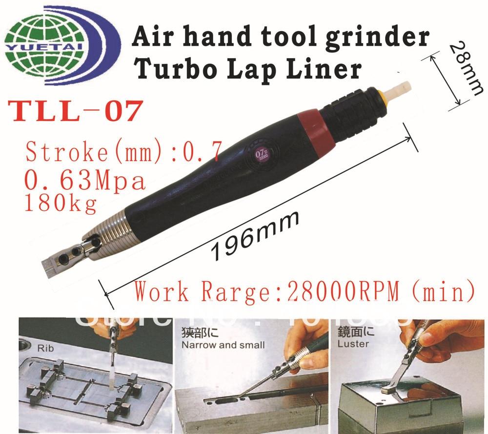 pocket mini  Pneumatic grinding TLL07 (Max.Free Speed :28,000RPM )
