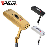 2019 New! PGM Golf Clubs Men's Sports Left Hand Putter Flex R 950 Steel Shaft Stainless Steel Putter Head Gold/black/silver Club