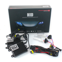 75W 100W HID Xenon Conversion Kit H1 H3 H7 H11 HB3 HB4 Single Xenon Light 3000K