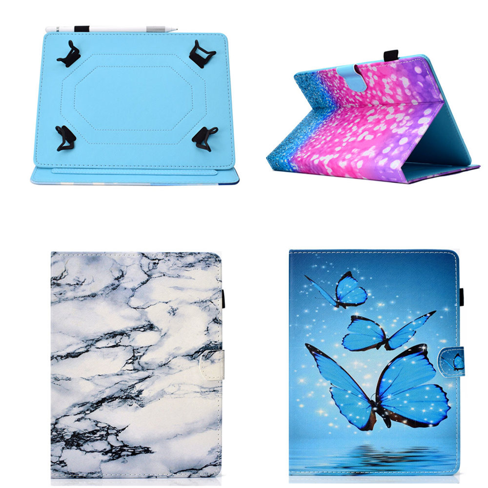 """Case For ASUS MeMO Pad 10 ME102A ME102 K00F 10.1"""" ME103 ME103K K01E Stand PU Leather Cute 10 inch Universal Case Tablet Cover"""