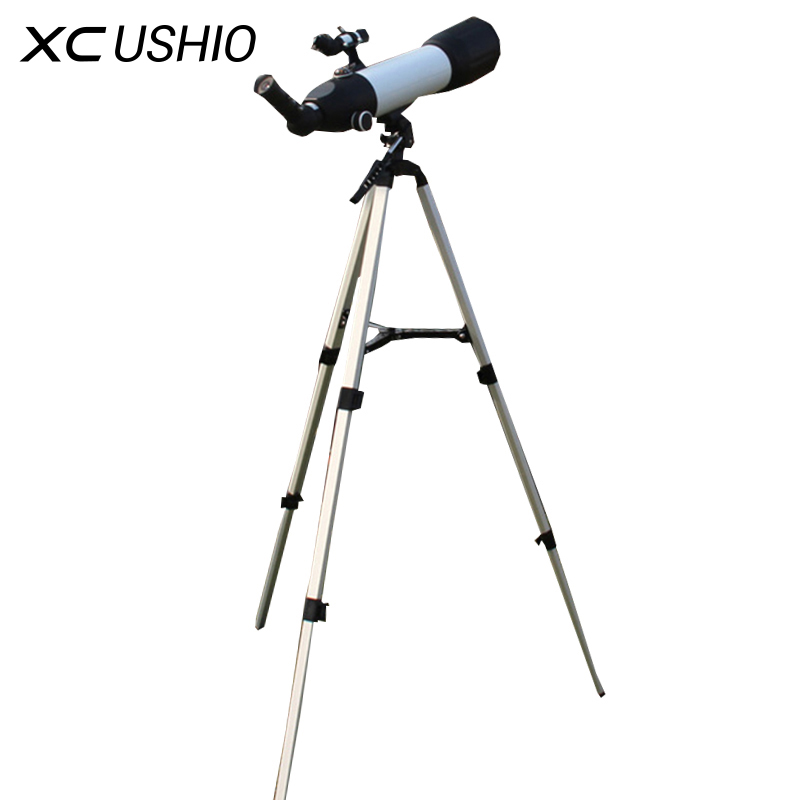 Upgraded High Clarity Monocular Space Astronomical Telescope 116 Times Zoom Monocular Outdoor Observation Telescope CF50080 jiehe high quality cf350 60mm monocular space astronomical telescope with tripod powerful zoom monouclar telescope high times