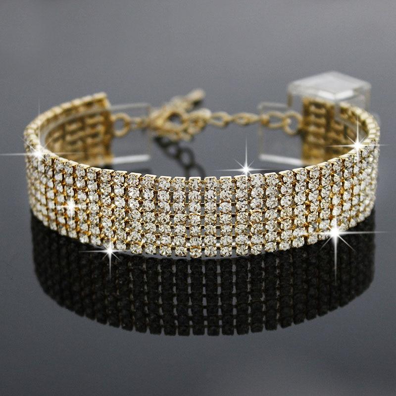 F&U Նոր ձեռագործ զոդման զոդման Crystal Charm - Նորաձև զարդեր - Լուսանկար 3