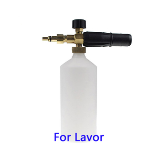 Image 1 - Foam cannon of High Pressure Foam Gun For Lavor Parkside Foreman Sterwins Hitachi Sorokin Copokin Hammer Washer