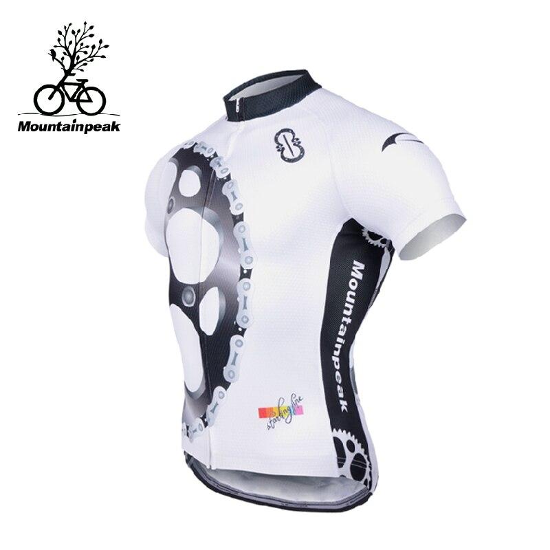 Mountainpeak cycling nosit krátký rukáv letní kolo jezdecké vybavení horské kolo jezdecké oblečení Unisex